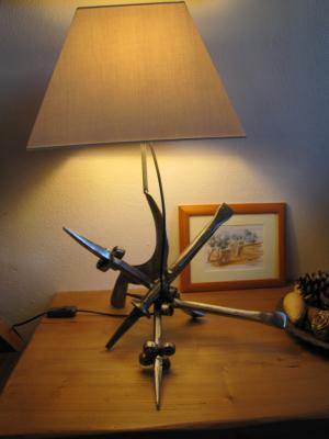 Une nouvelle vie pour les vieux outils - Comptoir des fers et metaux sa luxembourg ...